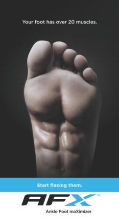 AFX foot