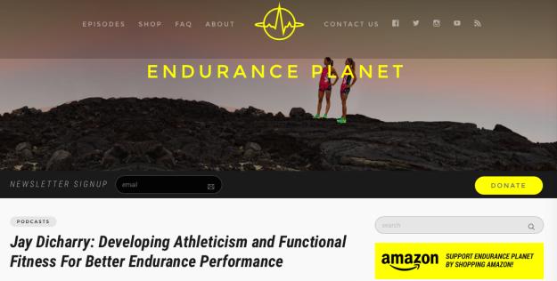 EndurancePlanet
