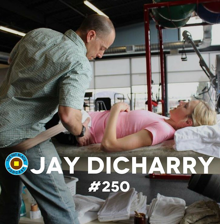 Jay Dicharry's Website, An Athlete's Body